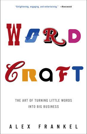 Wordcraft by Alex Frankel