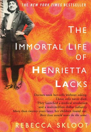 The Immortal Life of Henrietta Lacks (Movie Tie-In Edition) Book Cover Picture