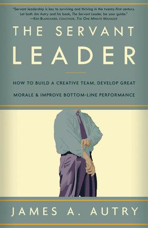 The servant leader book summary