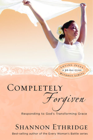 Completely Forgiven by Shannon Ethridge