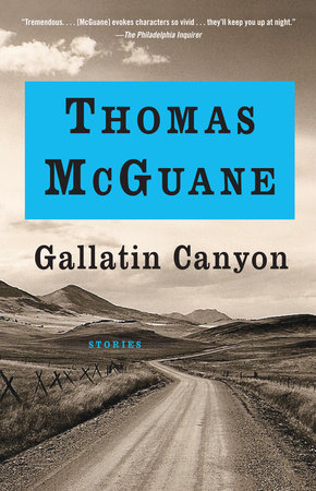 Gallatin Canyon by Thomas McGuane