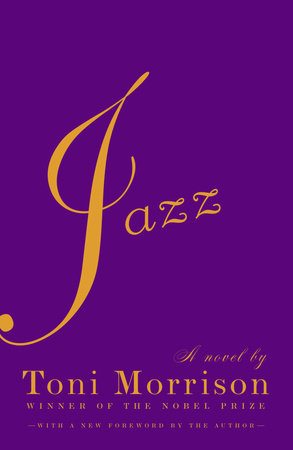 Jazz Book Cover Picture