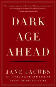 Dark Age Ahead