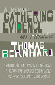 Gathering Evidence & My Prizes
