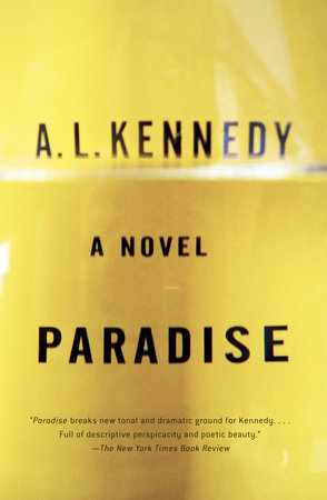 Paradise by A. L. Kennedy