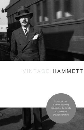 Vintage Hammett by Dashiell Hammett