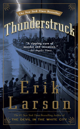 Thunderstruck Book Cover Picture