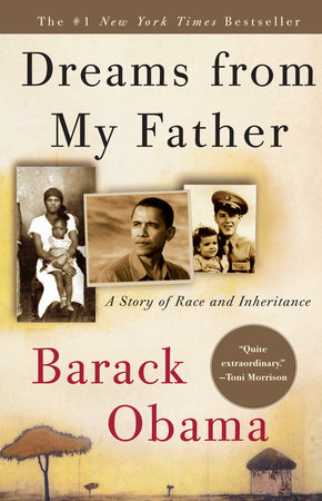 Dreams from My Father by Barack Obama
