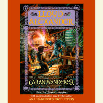 The Prydain Chronicles Book Four: Taran Wanderer Cover