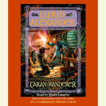 The Prydain Chronicles Book Four: Taran Wanderer Cover