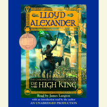 The Prydain Chronicles Book Five: The High King Cover