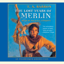 The Lost Years of Merlin Cover