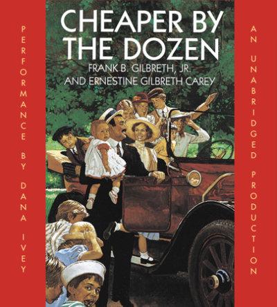 Cheaper By the Dozen cover