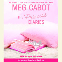 The Princess Diaries, Volume I: The Princess Diaries Cover