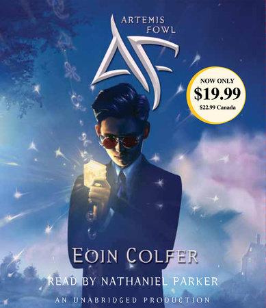 Artemis Fowl By Eoin Colfer Penguin Random House Canada
