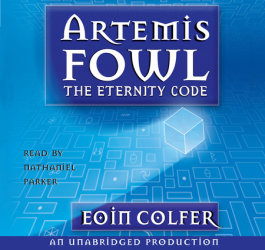 Artemis Fowl 3 The Eternity Code By Eoin Colfer Books On Tape