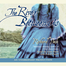 The River Between Us Cover