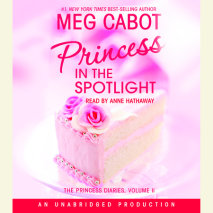 The Princess Diaries, Volume II: Princess in the Spotlight Cover