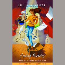 Finding Miracles Cover