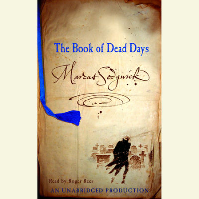The Book of Dead Days cover