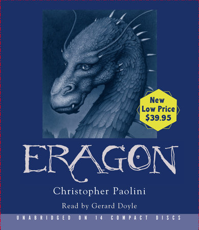 Eragon By Christopher Paolini Penguinrandomhouse Com Books
