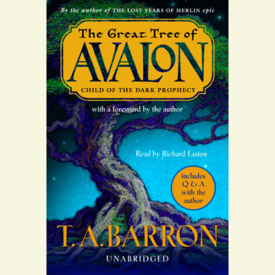 The Great Tree of Avalon, Book One: Child of the Dark Prophecy cover