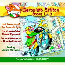 Geronimo Stilton: Books 1-3 Cover