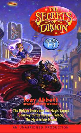 The Secrets of Droon: Volume 1 cover