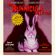 The Bunnicula Collection: Books 1-3 Cover