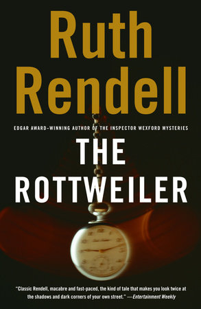 The Rottweiler by Ruth Rendell
