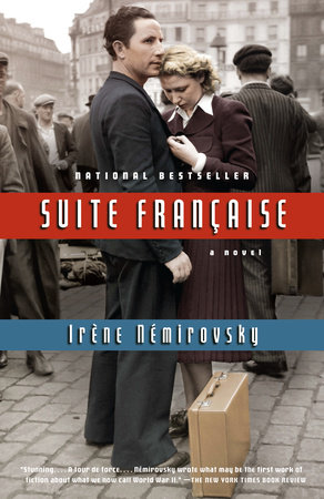 Suite Francaise Book Cover Picture