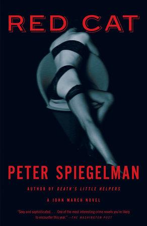 Red Cat by Peter Spiegelman