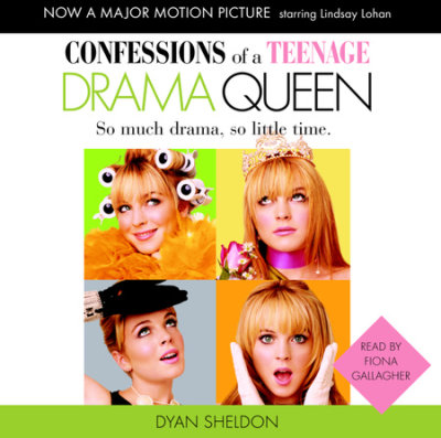Confessions of a Teenage Drama Queen cover