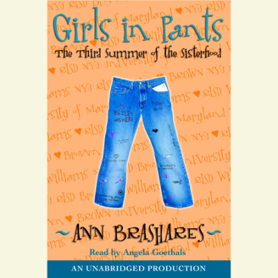 Girls in Pants cover