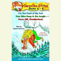 Geronimo Stilton: Books 4-6 Cover