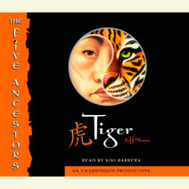 The Five Ancestors Book 1: Tiger Cover