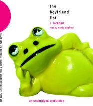 The Boyfriend List Cover