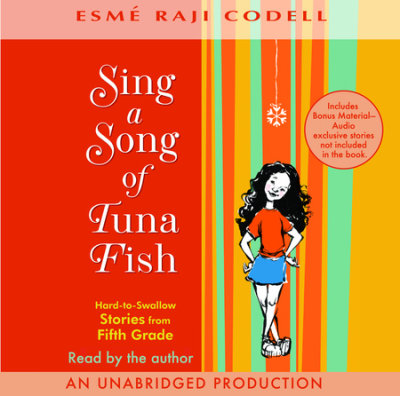 Sing a Song of Tuna Fish cover