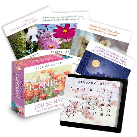 Calendar Books 2022.I Can Do It 2022 Calendar By Louise Hay 9781401956509 Penguinrandomhouse Com Books