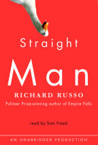 Straight Man Cover