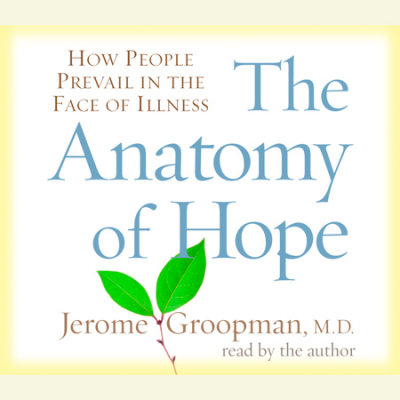 The Anatomy of Hope cover