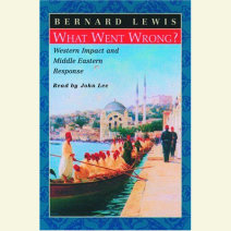 What Went Wrong?  Western Impact and Middle Eastern Response Cover