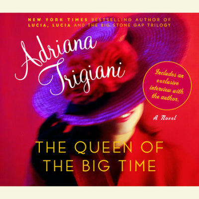 The Queen of the Big Time cover