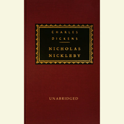 Nicholas Nickleby cover