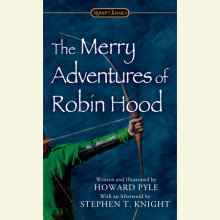 The Merry Adventures of Robin Hood Cover