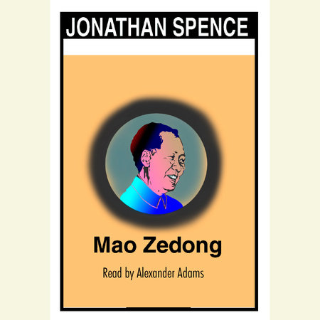 Mao Zedong by Jonathan Spence