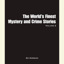 The World's Finest Mystery & Crime Stories - Vol. 2 Cover