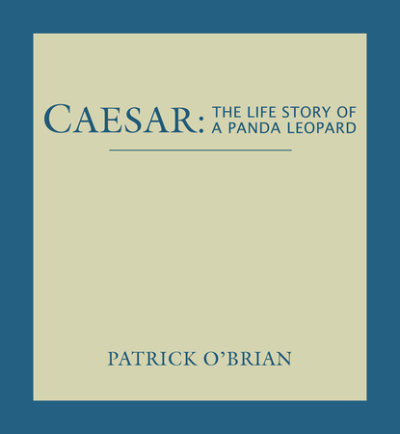 Caesar: The Life Story of a Panda Leopard cover