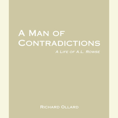 A Man of Contradictions cover