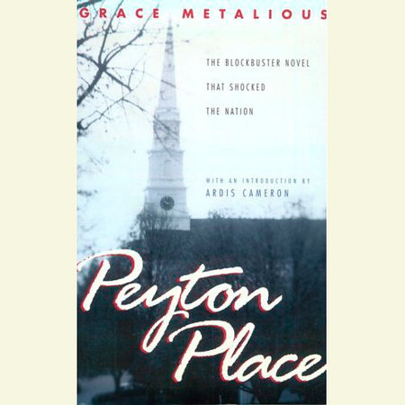 Peyton Place Book Cover Picture